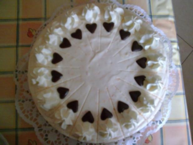 Mandarinen Quark Torte - Rezept