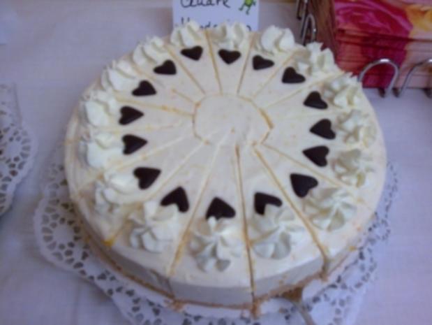 Mandarinen Quark Torte - Rezept - Bild Nr. 2