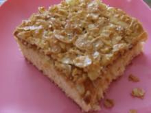 Sahne-Butterkuchen - Rezept