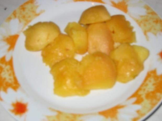 Quitten gebacken - Rezept - Bild Nr. 2