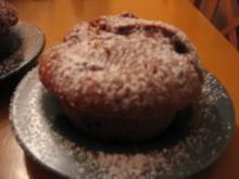 Schoko-Apfel-Milka-Muffins - Rezept