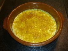 Creme Brulee - Rezept