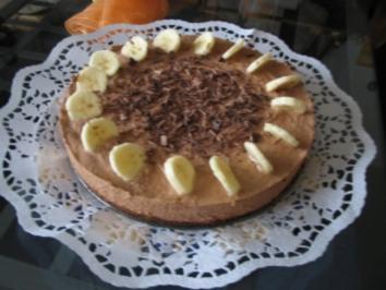 Schoko-Kokos-Torte - Rezept