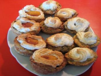 Kartoffel-Apfel-Nuß Muffins 12 Stck - Rezept
