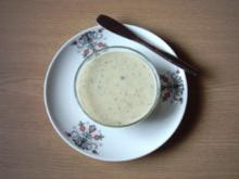 Zucchinicreme aus der Türkei - Rezept