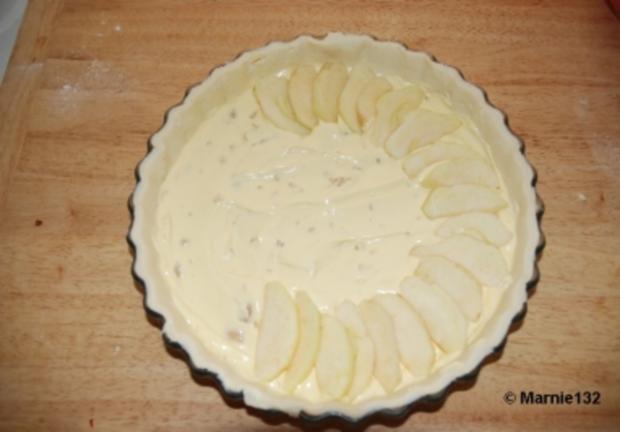 Apfel-Tarte auf spanische Art - Rezept - Bild Nr. 4