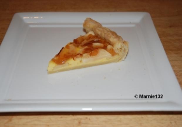 Apfel-Tarte auf spanische Art - Rezept - Bild Nr. 7