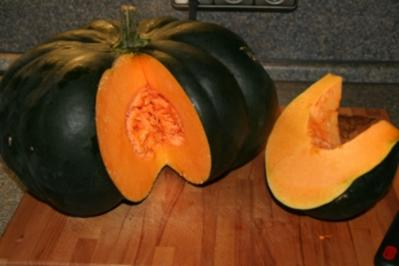 Kürbis-Orangen-Apfel-Marmelade - Rezept