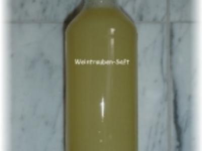 Kaltgetränk - Traubensaft - Rezept