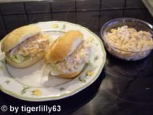 Leichtes Thunfisch-Sandwich - Rezept