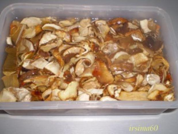 Kartoffelgratin mit Steinpilzen - Rezept - Bild Nr. 3