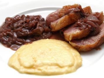 Rotwein-Zwiebel-Sauce - Rezept - Bild Nr. 2