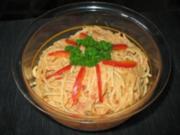 Spaghetti-Thunfischsalat - Rezept