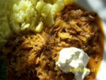 Fleisch: Kohlrouladen für Faule - Rezept