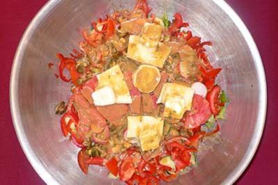 Super sensational Sommersalat - Rezept