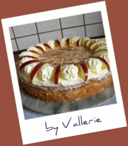 Apfelsaft-Torte - Rezept - Bild Nr. 2