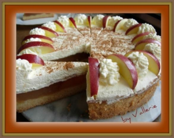 Apfelsaft-Torte - Rezept - Bild Nr. 3