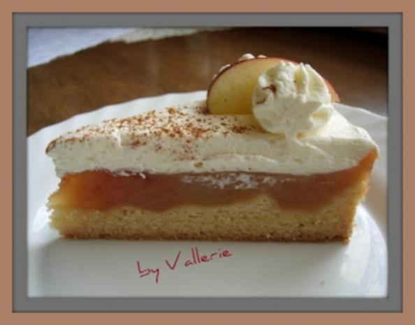 Apfelsaft-Torte - Rezept - Bild Nr. 4