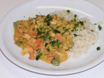 Rezept: Louisiana Crawfish Étouffée