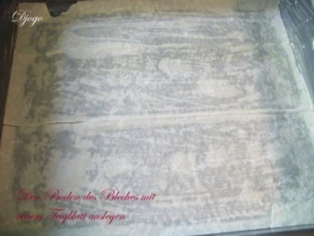 Baklava mit Walnüssen - Rezept - Bild Nr. 4