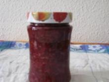 Apfel-Himbeer-Marmelade - Rezept