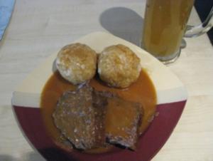Sauerbraten Schlesischer Art - Rezept