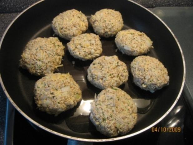 Vegetarische Frikadellen - Rezept - Bild Nr. 2