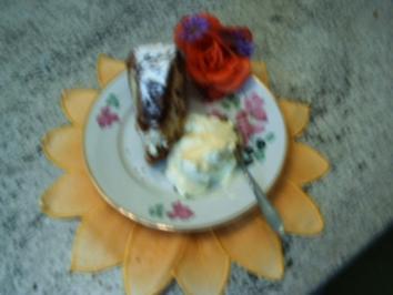 Rezept: Gefüllter Marmorkuchen