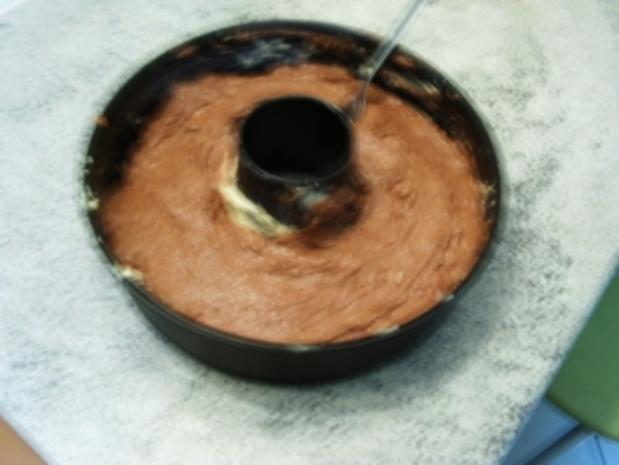 Gefüllter Marmorkuchen - Rezept - Bild Nr. 6
