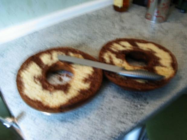 Gefüllter Marmorkuchen - Rezept - Bild Nr. 8