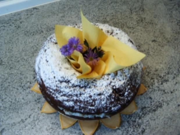 Gefüllter Marmorkuchen - Rezept - Bild Nr. 11