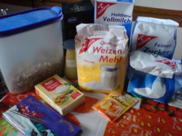 Birnen-Schoko-Nuss-Torte - Rezept - Bild Nr. 4