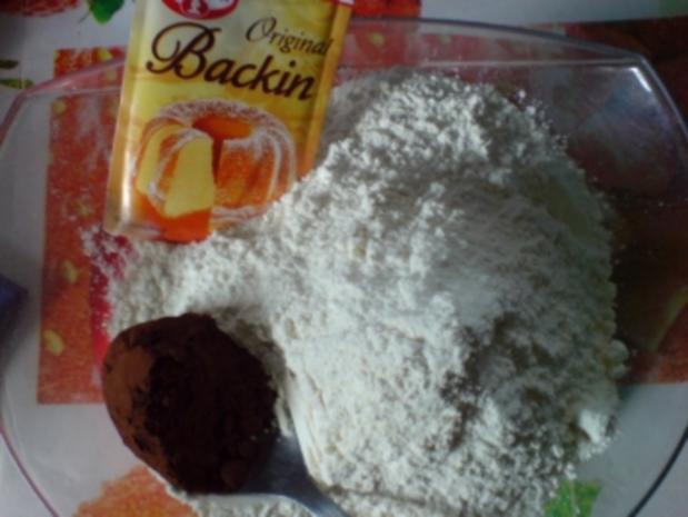 Birnen-Schoko-Nuss-Torte - Rezept - Bild Nr. 12