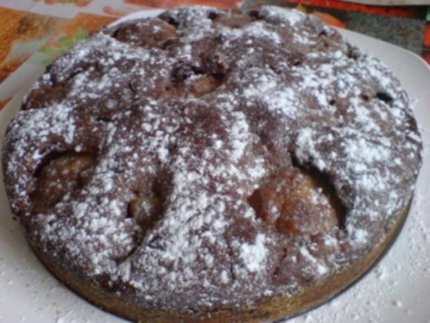Birnen-Schoko-Nuss-Torte - Rezept - Bild Nr. 26