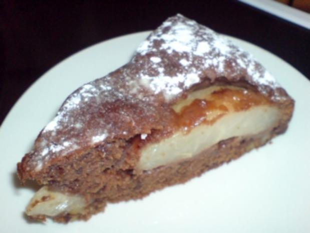 Birnen-Schoko-Nuss-Torte - Rezept - Bild Nr. 27