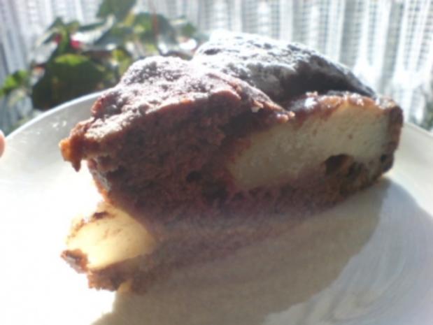 Birnen-Schoko-Nuss-Torte - Rezept - Bild Nr. 29