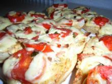 """Pizza """"Bistro-Snack"""" - Rezept"""