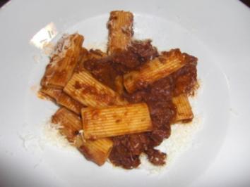 Rezept: Ragù alla Napoletana