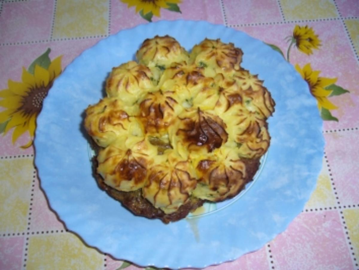 Bilder für Kartoffelhackauflauf leicht - Rezept