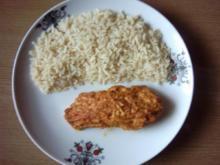 Thai-Hähnchen mit Joghurt-Curry-Kruste - Rezept