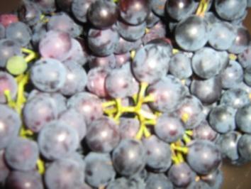 Burgunder-Trauben-Apfel-Chutney - Rezept