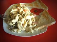 """mein """"Hörnchen - Salat"""" - Rezept"""