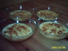 Crème Brulee - Rezept
