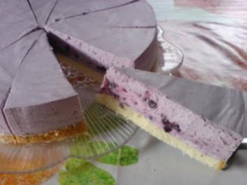 Blaubeer Sahne Torte Rezept Mit Bild Kochbar De