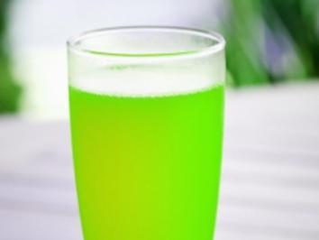 Grüne Hexe - Rezept