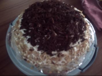Torten: Mascarpone-Torte mit Kirschen - Rezept