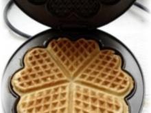 Kuchen/Gebäck - Baileys-Vanille-Waffeln - Rezept