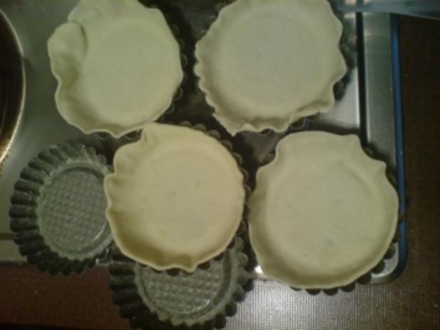 Zwiebelkuchen-Törtchen - Rezept - Bild Nr. 2