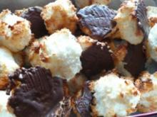 Kokosmakronen extra zart - Rezept