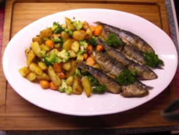 Griechische Sardinen - Rezept